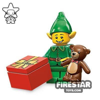 LEGO Minifigures - Holiday Elf