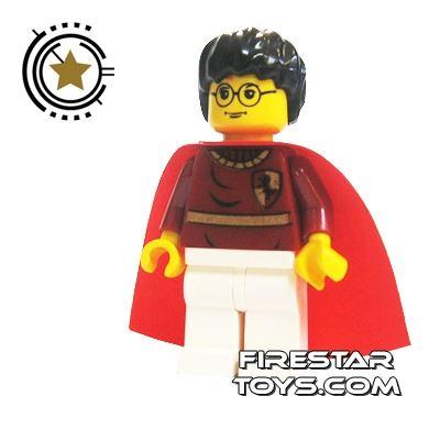 LEGO Harry Potter Mini Figure - Harry Quiditch