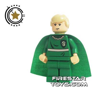 LEGO Harry Potter Mini Figure - Draco Quidditch