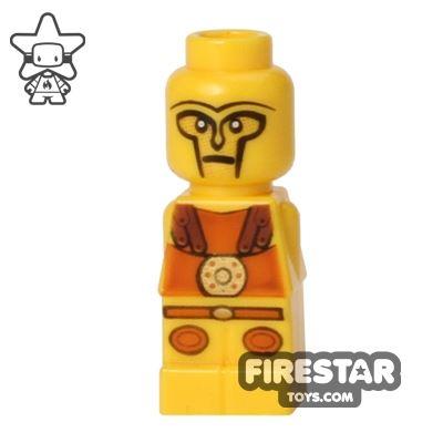 LEGO Games Microfig - Minotaurus Gladiator - Yellow