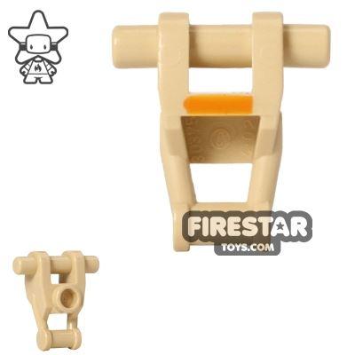 LEGO Mini Figure Torso - Star Wars Battle Droid - Orange Insignia