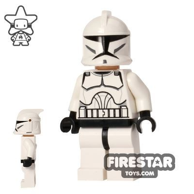 LEGO Star Wars Mini Figure - Clone Trooper