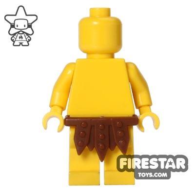 BrickWarriors - Gladiator Skirt - Brown