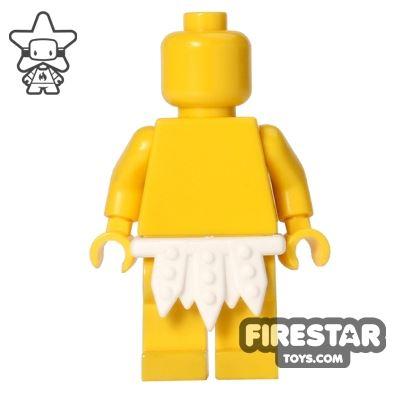 BrickWarriors - Gladiator Skirt - White