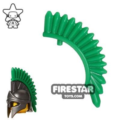 BrickWarriors Spartan Plume