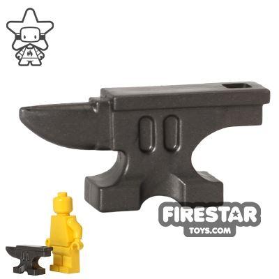 BrickWarriors - Anvil - Steel