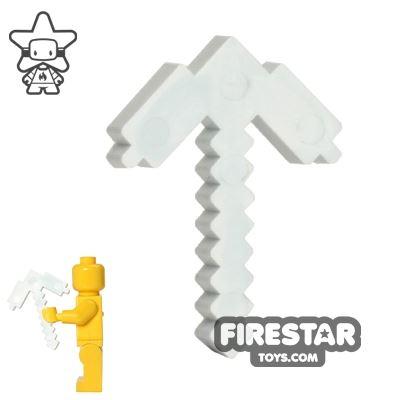 BrickTactical Minecraft Pickaxe