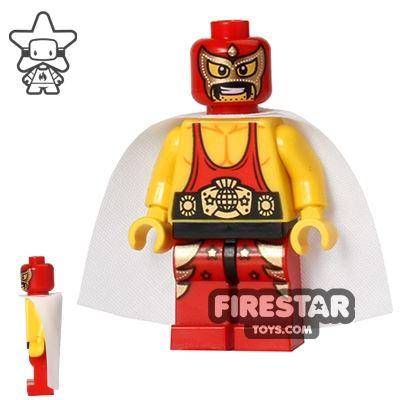 The LEGO Movie Mini Figure - El Macho Wrestler