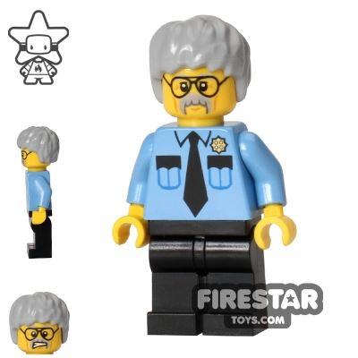 The LEGO Movie Mini Figure - Pa Cop