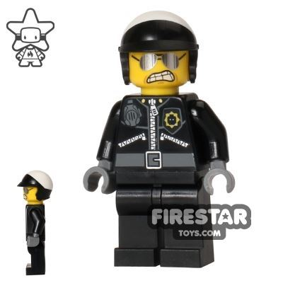The LEGO Movie Mini Figure - Bad Cop