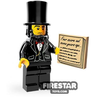 LEGO Minifigures - Abraham Lincoln