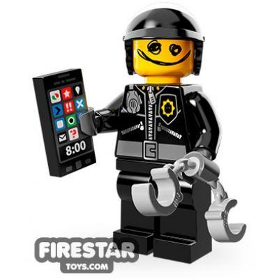 LEGO Minifigures - Scribble-Face Bad Cop