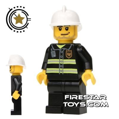 LEGO City Mini Figure � Fireman