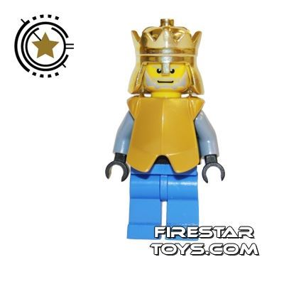 LEGO Castle - King With Breastplate