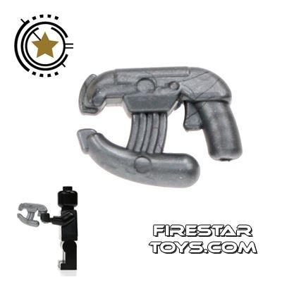 Brickarms - Energy Pistol - Silver