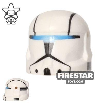 Clone Army Customs Commando Helmet Blue Visor