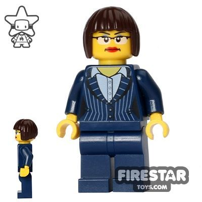 The LEGO Movie Mini Figure - Executive Ellen