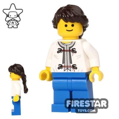LEGO City Mini Figure - Artist