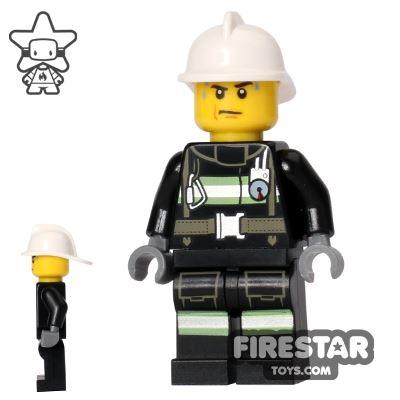 The LEGO Movie Mini Figure - Blaze Firefighter