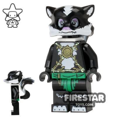 LEGO Legends of Chima Mini Figure - Skinnet