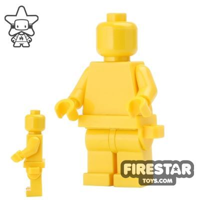 BrickForge - Gun Belt - Yellow