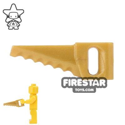 BrickForge - Saw - Gold
