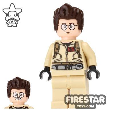 LEGO Ideas Ghostbusters Dr. Egon Spengler