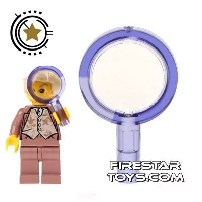 LEGO - Magnifying Glass - Purple