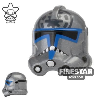 Arealight - JES Trooper Helmet - Silver