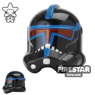 Arealight - KX Trooper Helmet - Black