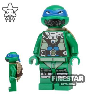 LEGO Teenage Mutant Ninja Turtles Mini Figure - Leonardo - Scuba Gear