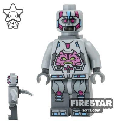 LEGO Teenage Mutant Ninja Turtles Mini Figure - The Kraang - Gray Exo-Suit Body