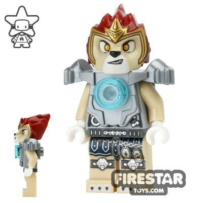 LEGO Legends of Chima Mini Figure - Laval - Heavy Armour