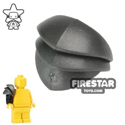 BrickWarriors - Scaled Galerus - Steel