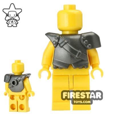BrickWarriors - City Watch Armour - Steel