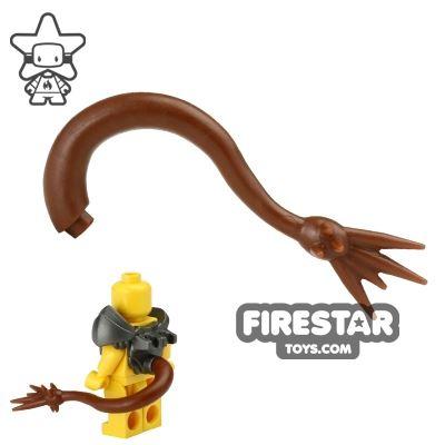 BrickWarriors - Barbed Tail - Brown
