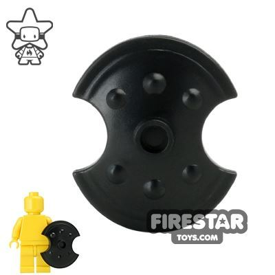 BrickWarriors - Trojan Shield - Black