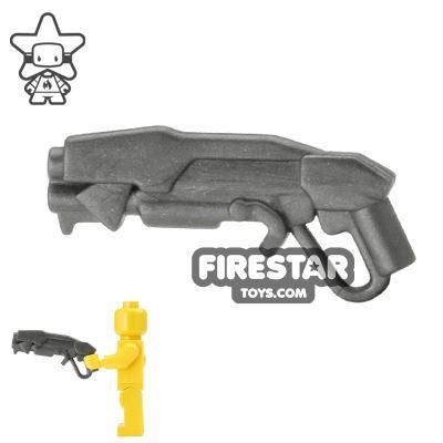 BrickWarriors - Grinder Shotgun - Steel