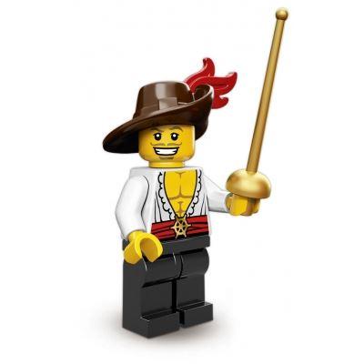 LEGO Minifigures   Swashbuckler