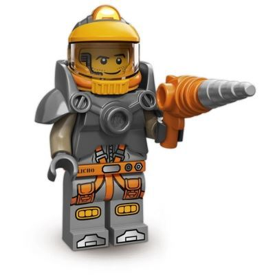 LEGO Minifigures - Space Miner