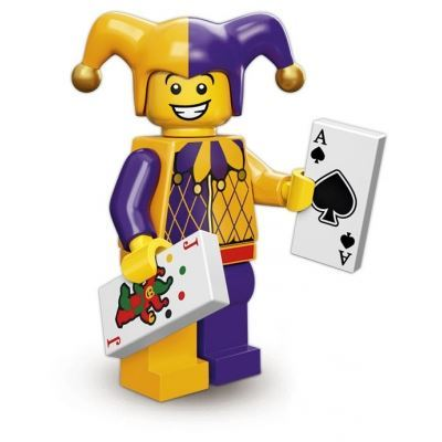 LEGO Minifigures - Jester