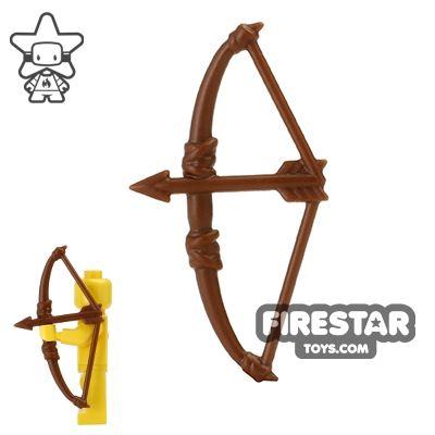 Brickwarriors - English Longbow - Brown