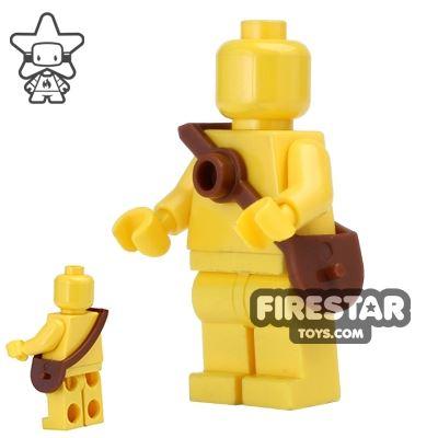 BrickForge - Supply Strap - Reddish Brown - RIGGED System