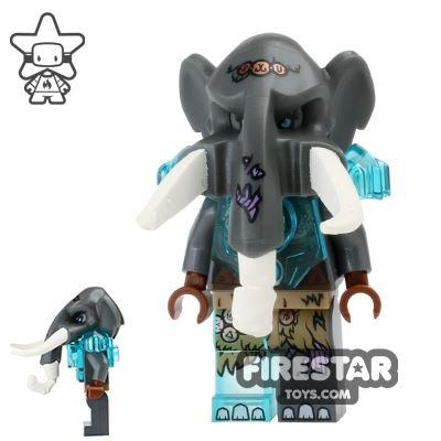 LEGO Legends of Chima Mini Figure - Maula - with Armour