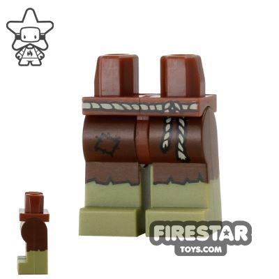 LEGO Mini Figure Legs - Goblin