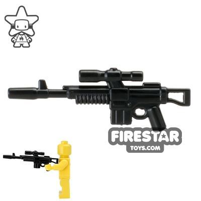 Brickarms - A295 Blaster Rifle - Black