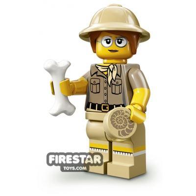 LEGO Minifigures - Paleontologist