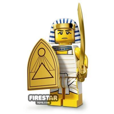 LEGO Minifigures - Egyptian Warrior