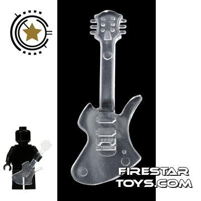 Amazing Armory -  Transparent Electric Guitar 4