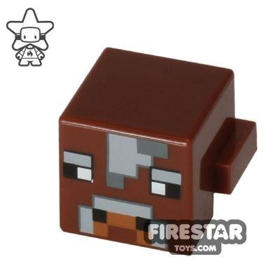 LEGO Minecraft Mini Figure - Minecraft Cow